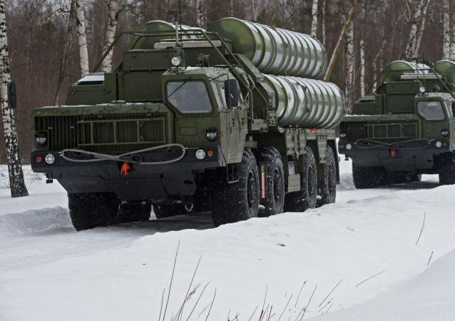 俄國防部:裝備S-400系統的部隊2017年將在北方艦隊戰鬥值勤