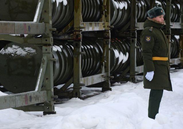中国国防部:中国采购俄S-400防空导弹系统的项目已取得阶段性成果