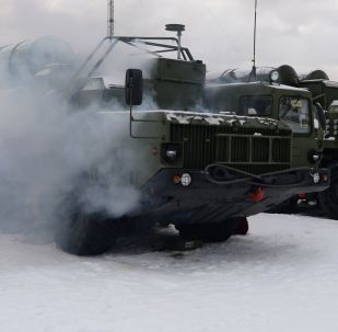 S-400 「凱旋」防空導彈系統