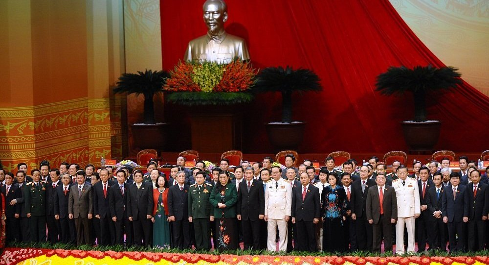 专家:越共保守派获胜不会改变国家的外交政策