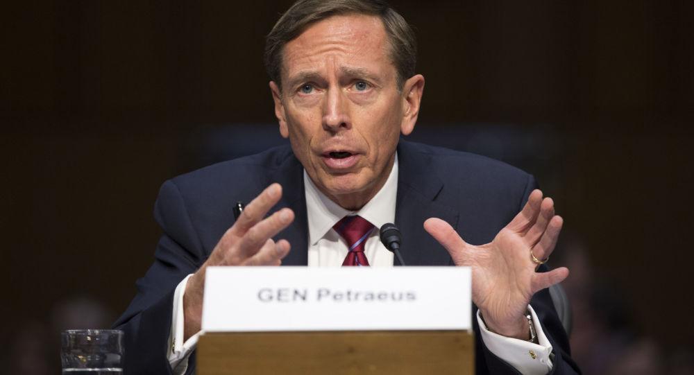 美国中情局前局长戴维·彼得雷乌斯