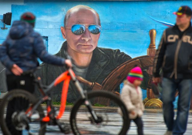 民調:超過80%的俄羅斯人仍然信任普京並認可其工作