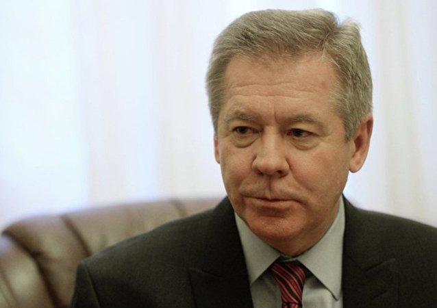 俄羅斯副外長加季洛夫