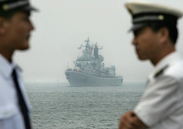 中國國防部:全程掌控美艦過航台灣海峽 要求美方慎重處理涉台問題
