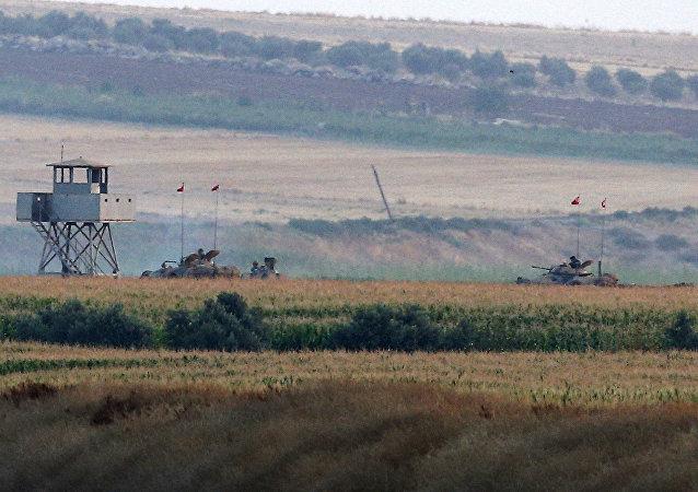 安卡拉当局驳斥美国关于土耳其与库尔德武装停火的声明
