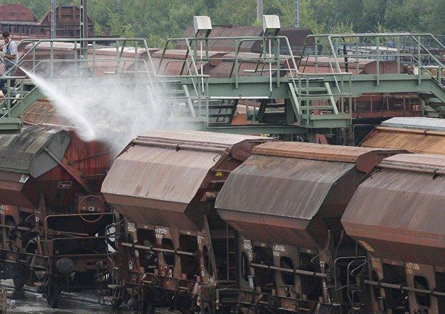 俄铁:通过欧亚高铁的货物运输将显著提高项目经济效益