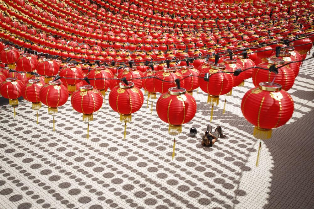 各国喜迎春节
