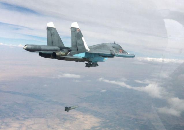 美國防部:俄軍在遵守與美國的敘利亞飛行安全備忘錄方面表現專業