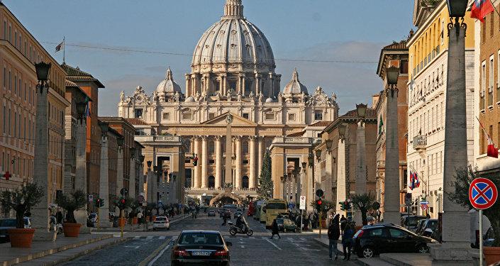 中国外交部:中国与梵蒂冈保持着畅通有效的沟通渠道