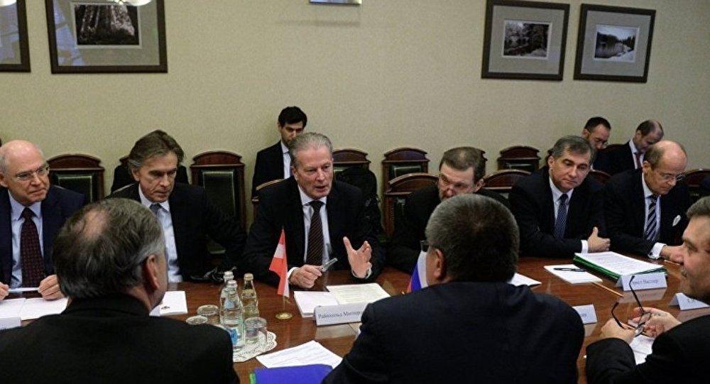 俄罗斯经济发展部长邀请奥地利企业参与俄罗斯的私有化