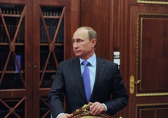 克里姆林宮:普京2月3日將會見美前國務卿基辛格