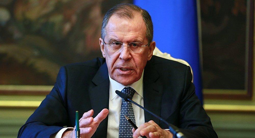 俄外长:甚至从国外向叙利亚恐怖分子发送坦克