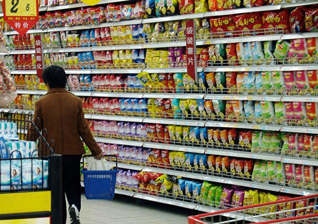 中国国家统计局:4月上旬中国食品平均价格走高
