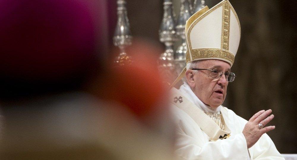 羅馬教皇稱當前移民危機為二戰以來最大災難