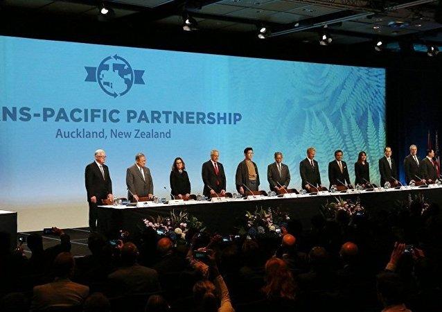 中國專家:無論哪個政黨上台 美國都會推動TPP落實