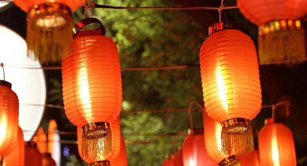 俄特維爾中國春節主題展開幕