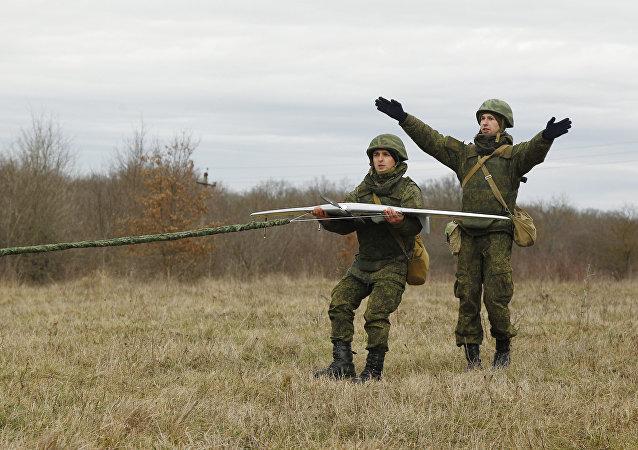 """俄技术集团:最新""""海盗""""无人机接受俄国防部测试"""