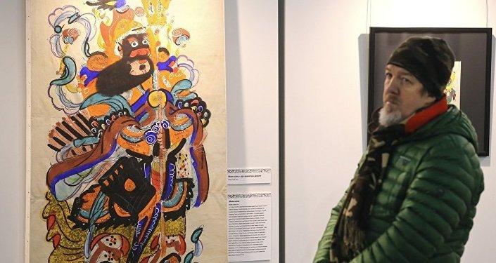 俄东方民族艺术博物馆参与中国国家博物馆项目