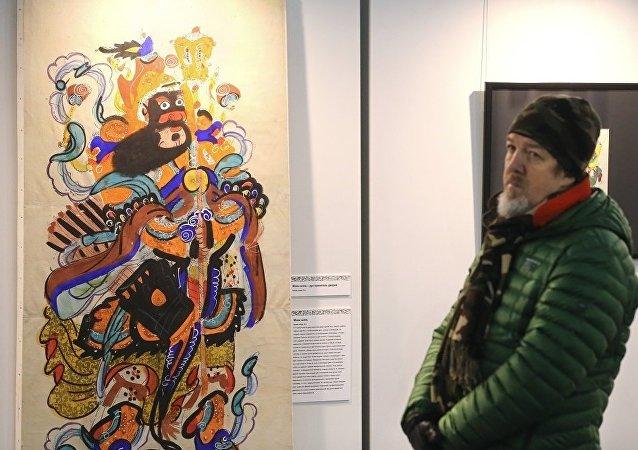俄東方民族藝術博物館參與中國國家博物館項目