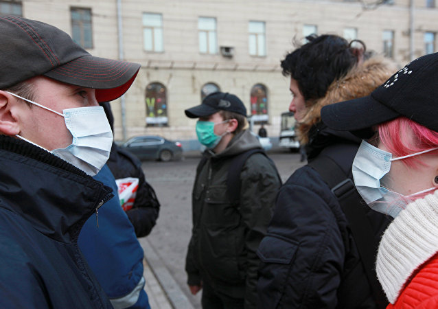 俄衛生部:豬流感在流感患病總數中所佔比例增至95%
