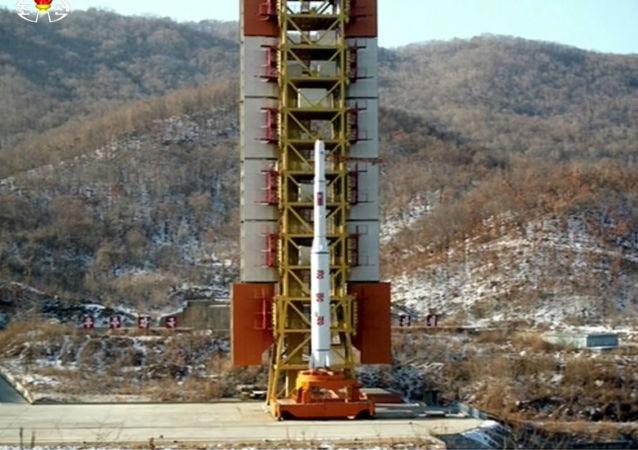 专家:朝鲜不具备真正的洲际导弹