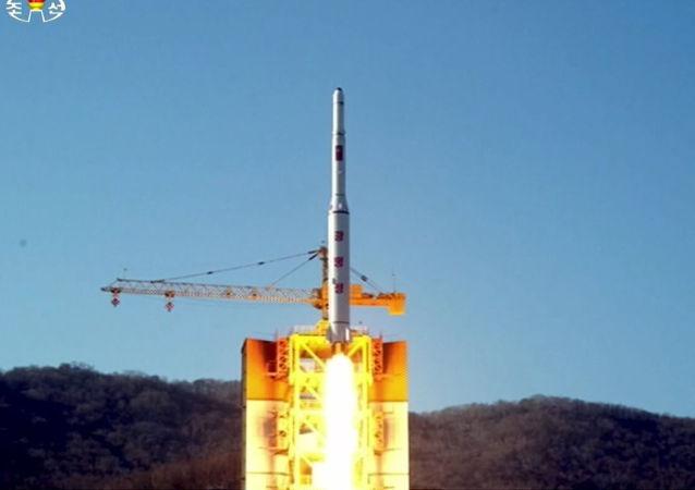 美国媒体:朝鲜可能使用通过中国运入的组件制造导弹