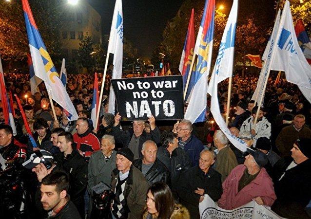 美國參議院批准黑山加入北約