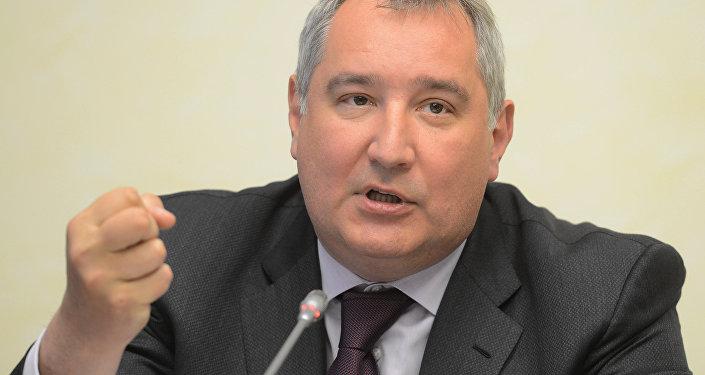 俄罗斯副总理罗戈津