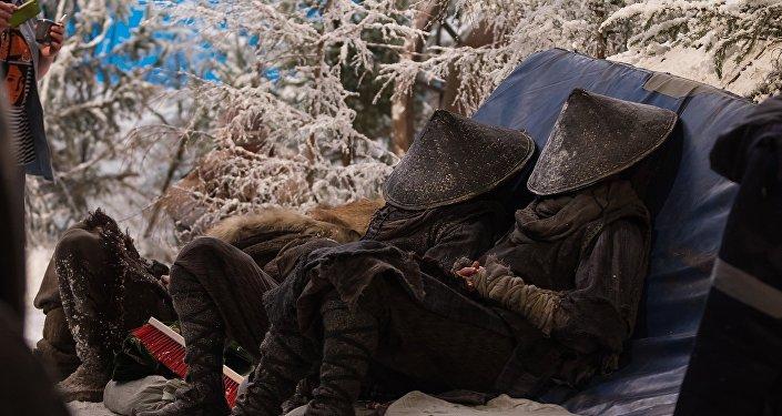 俄中合拍電影 《中國遊記-龍徽的秘密》首映式推遲至2019年初舉行