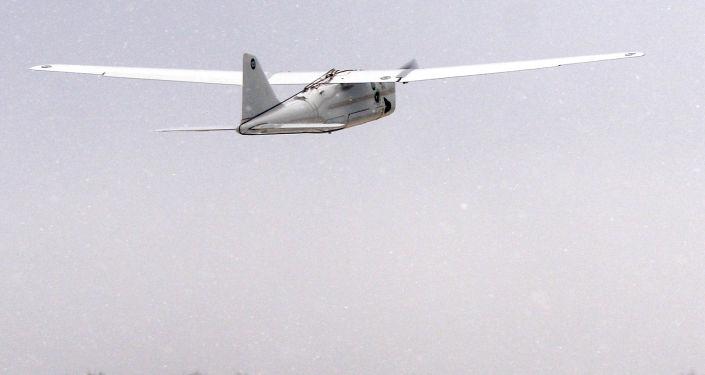 俄東部軍區裝備「海雕-10」無人機