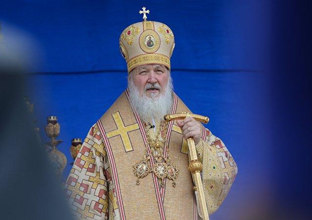 东正教大牧首基里尔