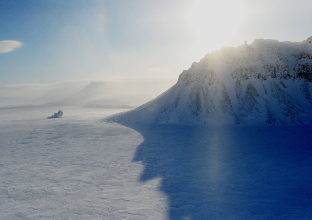 俄自然资源部长:联合国将长时间审议俄提交的扩大北极大陆架边界申请