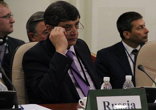 俄外交部:俄未看到印度对俄巴演习感到担忧的理由