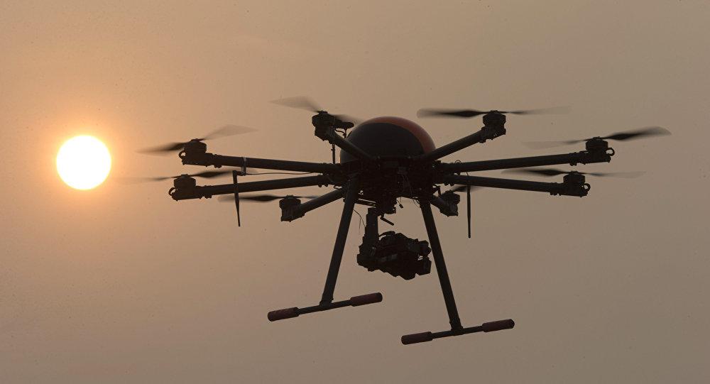 """""""敌我识别"""":俄罗斯技术集团制造出民用无人机的预防系统"""