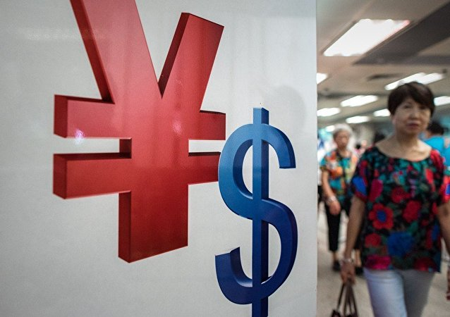 美國擔憂中國對美金融戰略