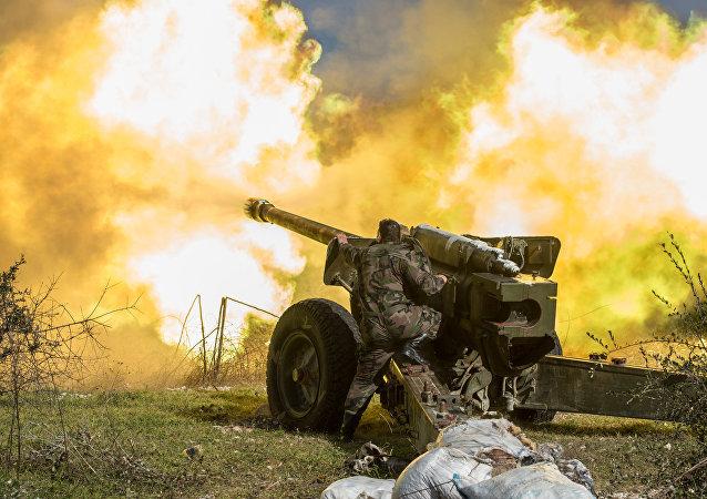 库尔德人开始突击叙阿勒颇省北部城市泰勒里法特