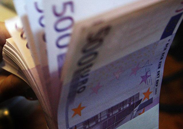 欧洲央行正在研究放弃面值500欧元纸币的可能性