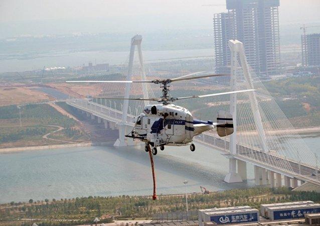 俄方正在起草俄中宽体飞机和重型直升机合作项目协议