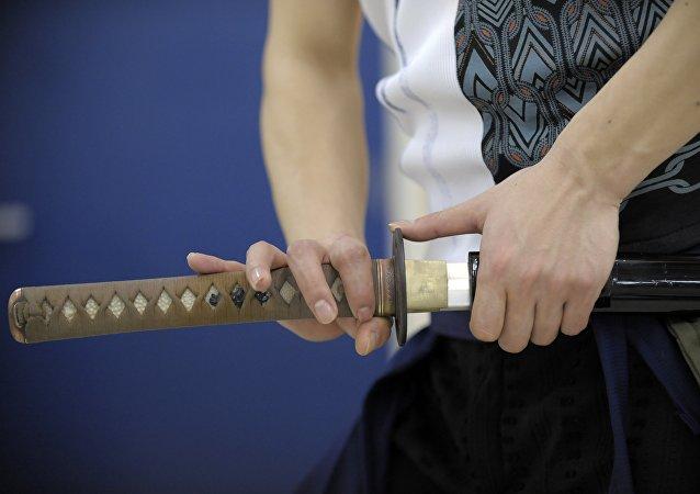 媒体:日本演员在排练中被武士刀捅伤致死