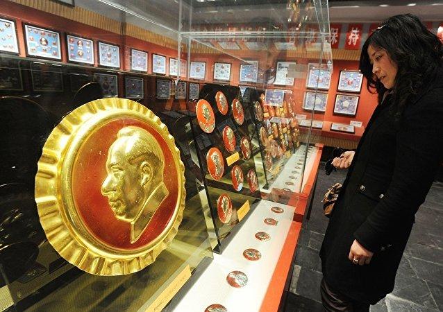 莫斯科新区将出现毛泽东博物馆
