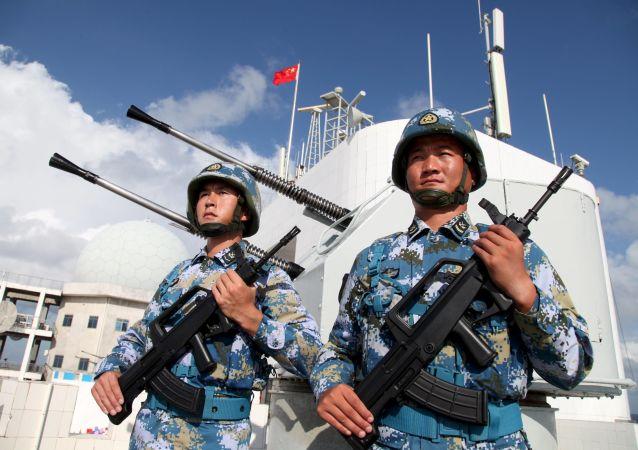 中国海军成为世界最大海军