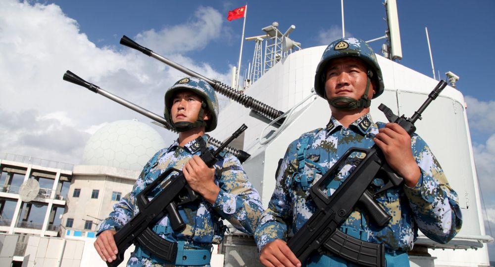 俄媒: 中国海军日渐强大让美担忧