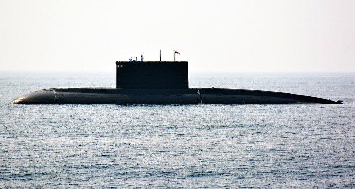 俄怀疑印度让美国军人进入俄潜艇