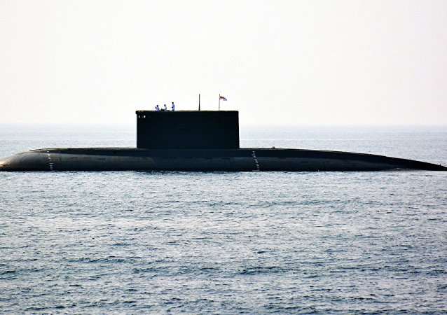 印原子能部门:该国第二艘核潜艇计划在2018年初前下水