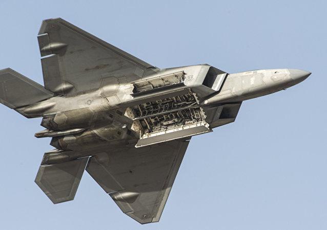 美國F-22
