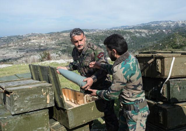 叙利亚军人(伊德利卜省)
