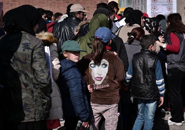 歐盟呼籲各國分擔移民危機的義務