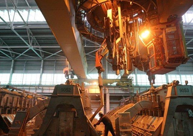 中国铝业目前暂不考虑与俄铝合作