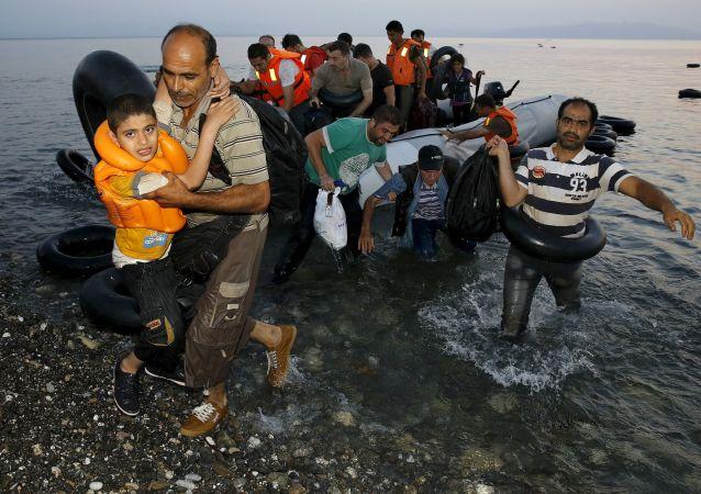 聯合國安理會對地中海非法移民情況深表憂慮