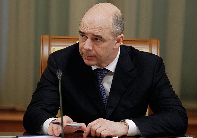 俄财政部长安东∙西卢安诺夫